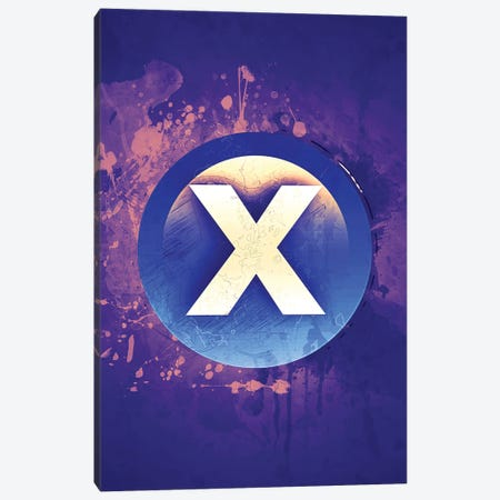 Xbox X Canvas Print #GFN452} by Gab Fernando Canvas Art Print