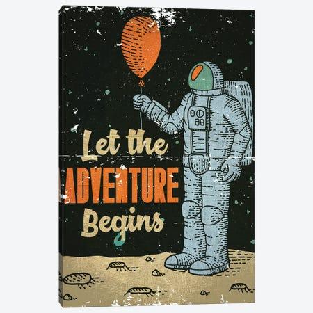 Cosmos VIII Canvas Print #GFN542} by Gab Fernando Art Print