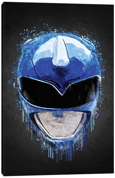Blue Ranger Canvas Art Print