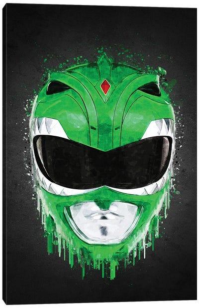 Green Ranger Canvas Art Print