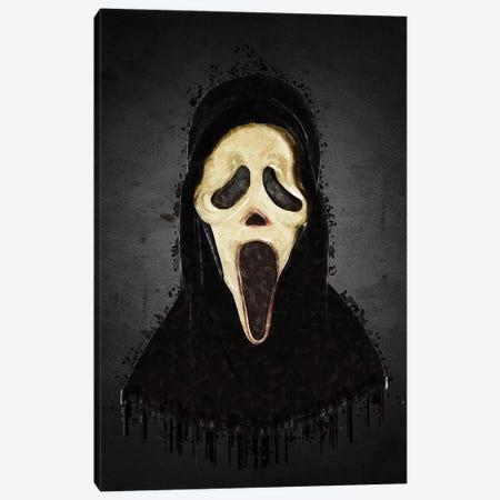 Scream Canvas Print #GFN634} by Gab Fernando Canvas Artwork