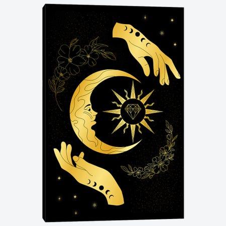 Mystery XV Canvas Print #GFN683} by Gab Fernando Canvas Art