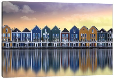 Venixwijk Utrecht Canvas Art Print