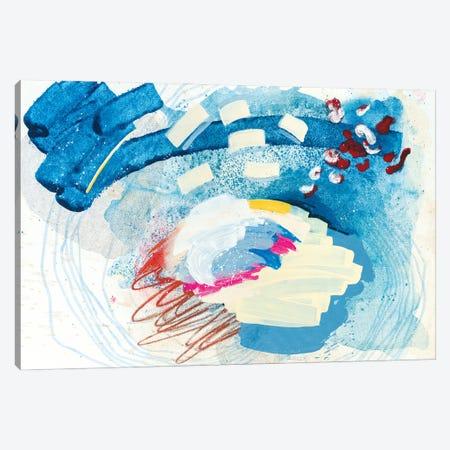 Flashbacks Canvas Print #GFS18} by Gabriela Fussa Canvas Art Print
