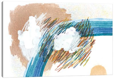 Meditation Of Childhood Canvas Art Print