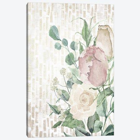 Neutral Flowers II Canvas Print #GGL10} by Gigi Louise Canvas Print