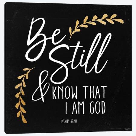 Be Still Canvas Print #GGL13} by Gigi Louise Art Print