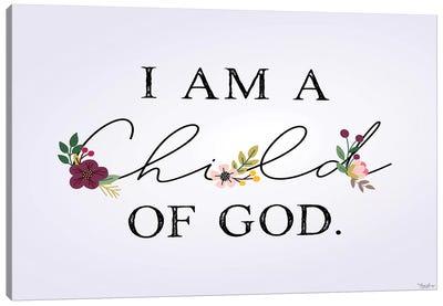 Child of God Canvas Art Print