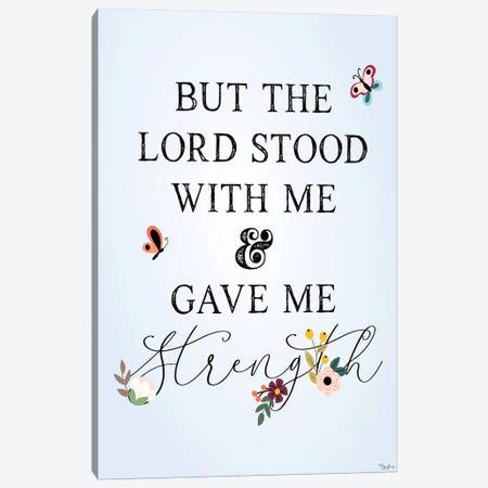 Lord Stood Canvas Print #GGL31} by Gigi Louise Canvas Art Print