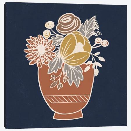 Fall Floral I Canvas Print #GGL41} by Gigi Louise Canvas Art