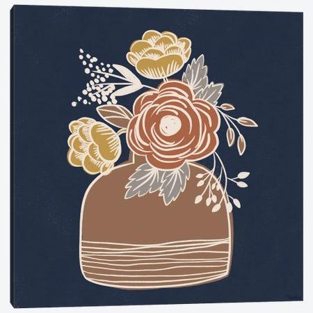 Fall Floral II Canvas Print #GGL42} by Gigi Louise Canvas Wall Art