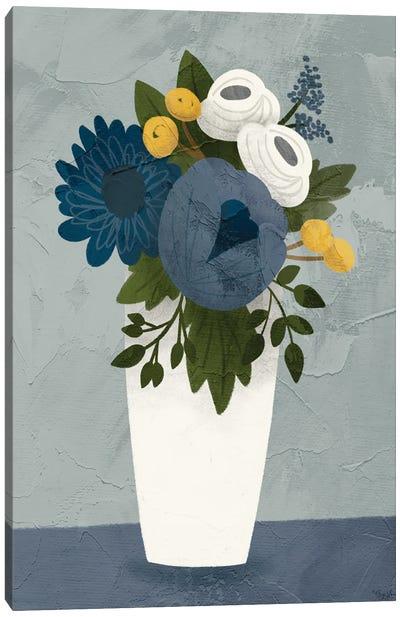 Flowers I Canvas Art Print