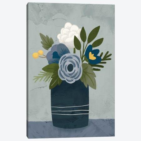 Flowers II Canvas Print #GGL48} by Gigi Louise Canvas Artwork