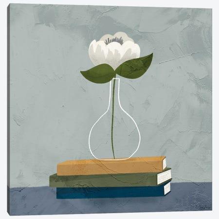 Flowers II Canvas Print #GGL49} by Gigi Louise Canvas Artwork