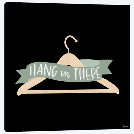 Hang In There Sage Canvas Print #GGL52} by Gigi Louise Canvas Art Print