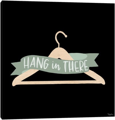Hang In There Sage Canvas Art Print