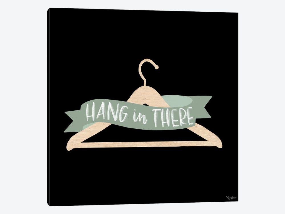 Hang In There Sage by Gigi Louise 1-piece Canvas Art