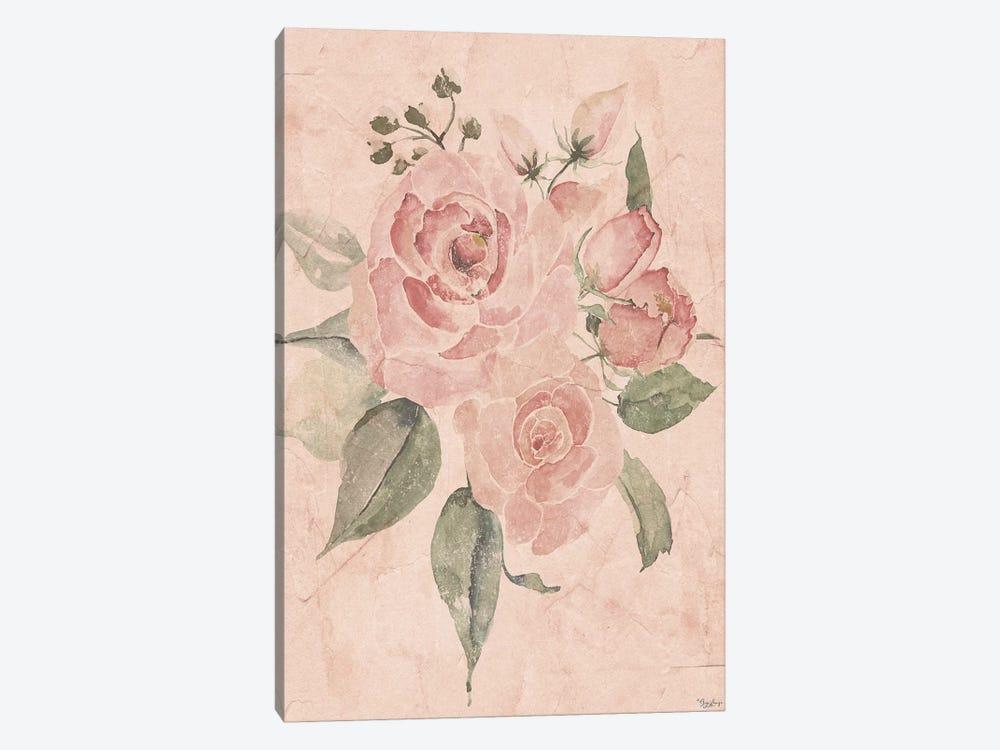 Blush Floral I by Gigi Louise 1-piece Canvas Art Print