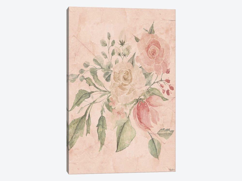 Blush Floral II by Gigi Louise 1-piece Canvas Wall Art