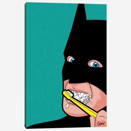 "Bat-Brush Canvas Print #GGN4} by Grégoire ""Léon"" Guillemin Canvas Wall Art"