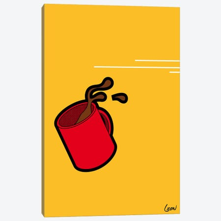 "Flash-Morning #1 Canvas Print #GGN68} by Grégoire ""Léon"" Guillemin Canvas Wall Art"