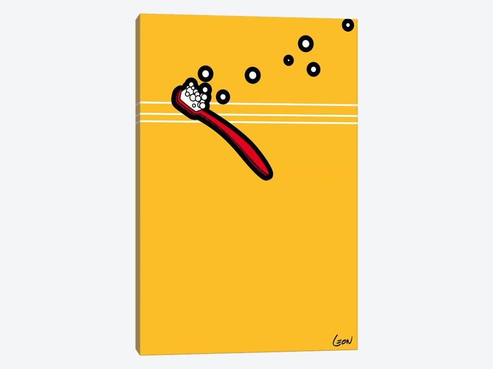 """Flash-Morning #2 by Grégoire """"Léon"""" Guillemin 1-piece Canvas Art Print"""