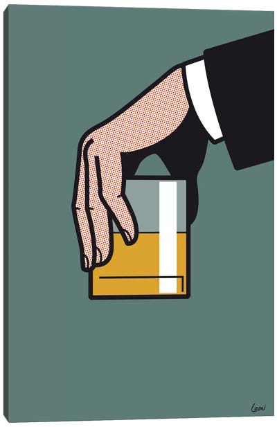 Whiskey canvas art icanvas mad men 2 canvas art print malvernweather Images