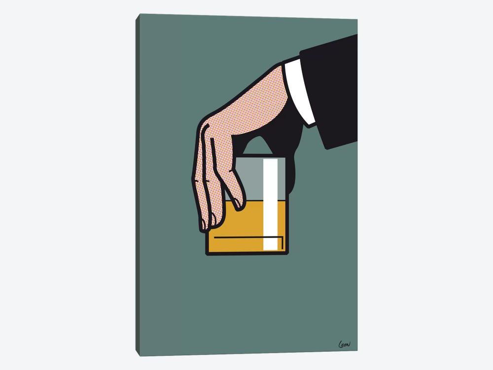 """Mad Men #2 by Grégoire """"Léon"""" Guillemin 1-piece Art Print"""