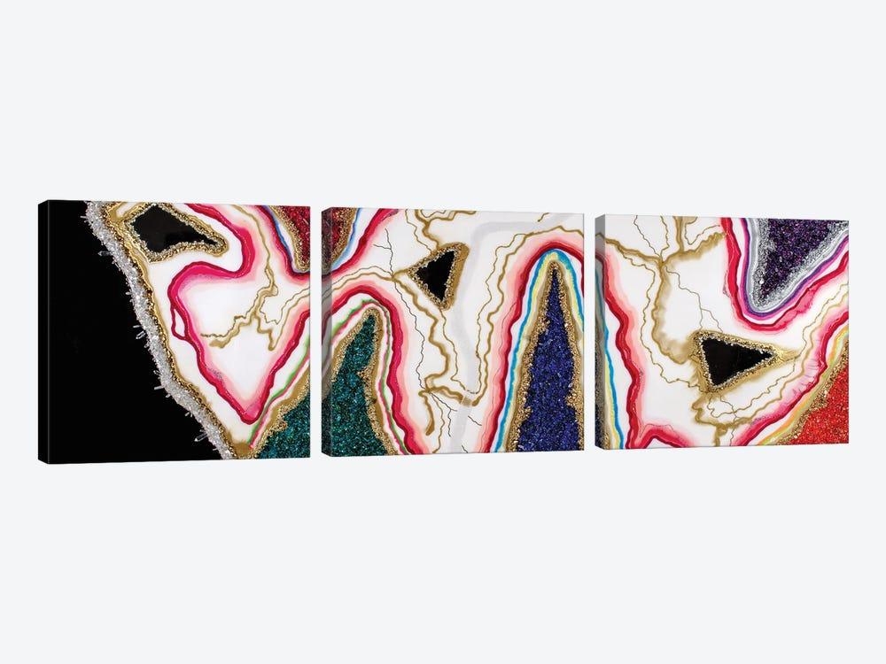 Vínculo De Almas by Goga Studio 3-piece Art Print