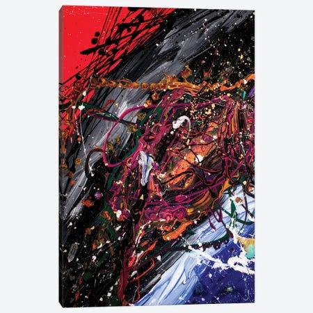 Odisea al Más Allá Canvas Print #GGS9} by Goga Studio Art Print