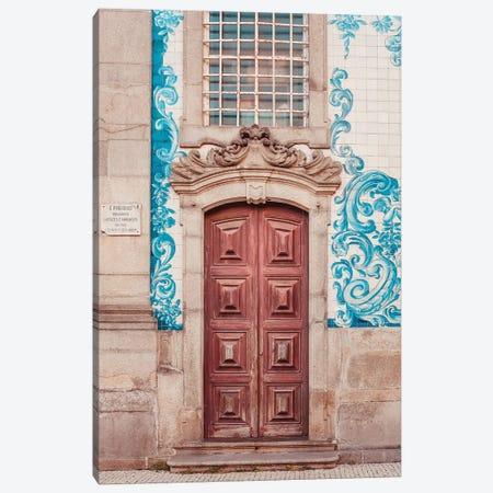 Carmo Door Canvas Print #GGV11} by A Carousel Wandering Canvas Art Print