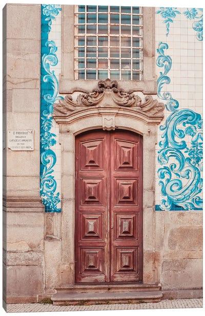 Carmo Door Canvas Art Print