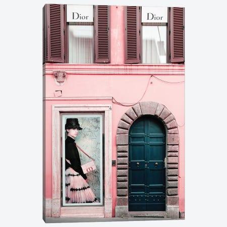 Fashion Door Canvas Print #GGV21} by A Carousel Wandering Canvas Wall Art