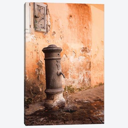 Il Nasone Romano Canvas Print #GGV26} by A Carousel Wandering Canvas Art Print