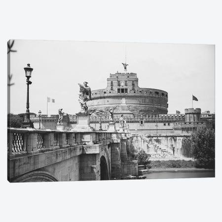 Castel Sant'Angelo Canvas Print #GGV47} by A Carousel Wandering Canvas Print