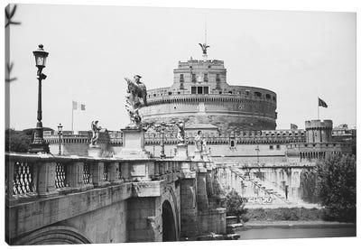 Castel Sant'Angelo Canvas Art Print