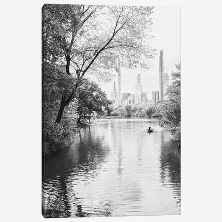 Central Lake Canvas Print #GGV48} by A Carousel Wandering Canvas Artwork