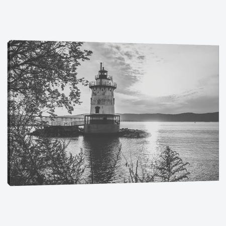 Sleepy Hollow Lighthouse Canvas Print #GGV49} by A Carousel Wandering Canvas Art