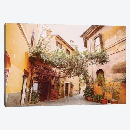 Da Gino Alla Villetta Canvas Print #GGV58} by A Carousel Wandering Art Print