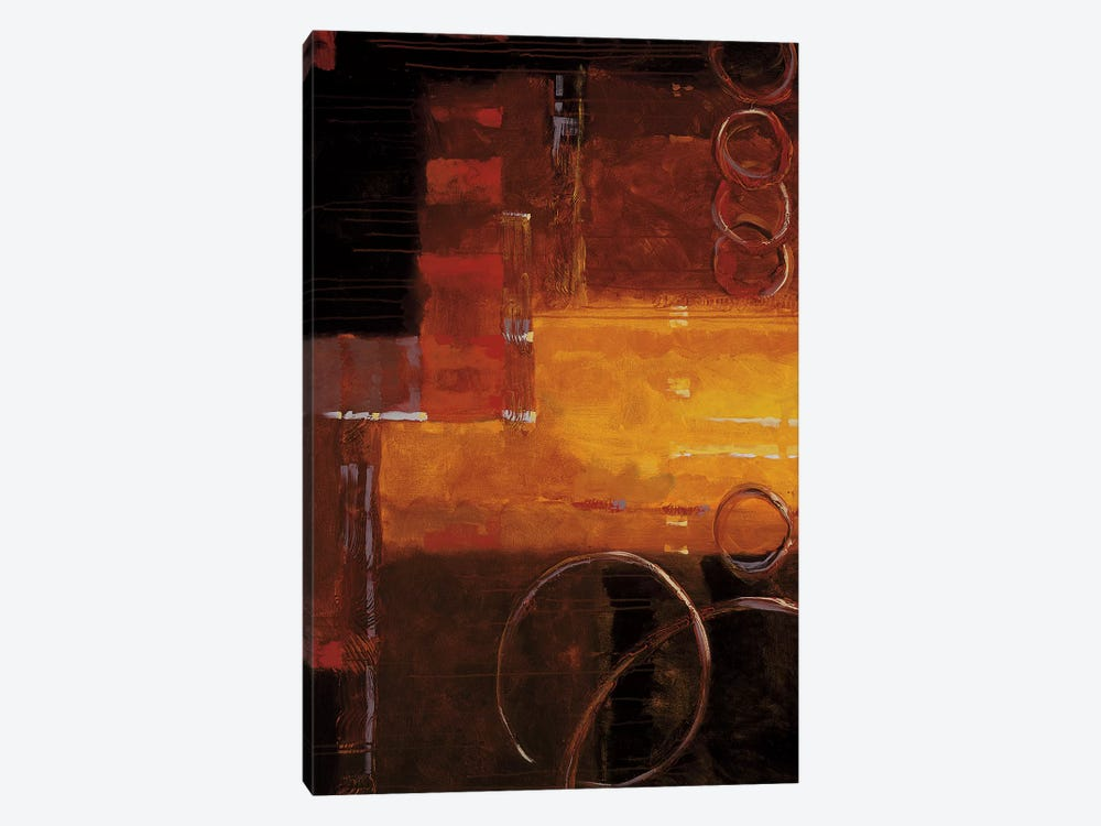 Bennett by Geoff Hager 1-piece Canvas Art