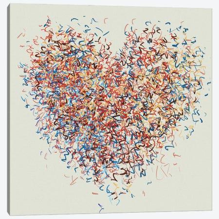 The Great Optimist Canvas Print #GHL10} by George Hall Canvas Art Print