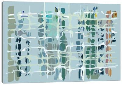 City Of Glass Canvas Art Print