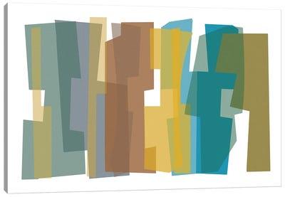 Talking City Canvas Art Print