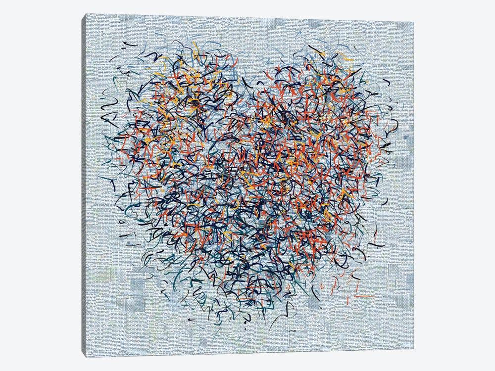 The Kind Optimist II by George Hall 1-piece Canvas Wall Art