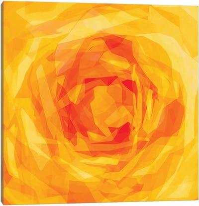 The Friend Rose Canvas Art Print