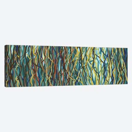Tree Dance Canvas Print #GHL87} by George Hall Art Print