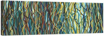 Tree Dance Canvas Art Print