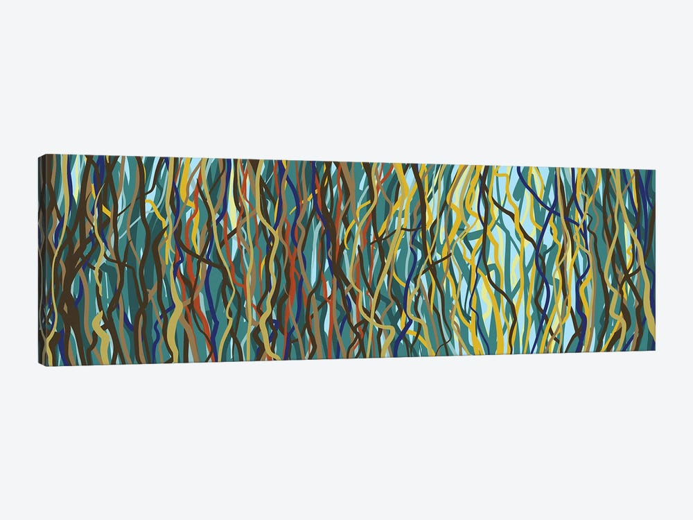 Tree Dance by George Hall 1-piece Art Print