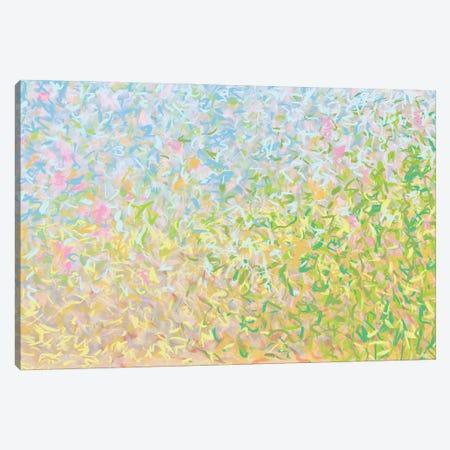 Freedom Spring Canvas Print #GHL88} by George Hall Canvas Wall Art