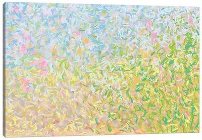 Freedom Spring Canvas Art Print